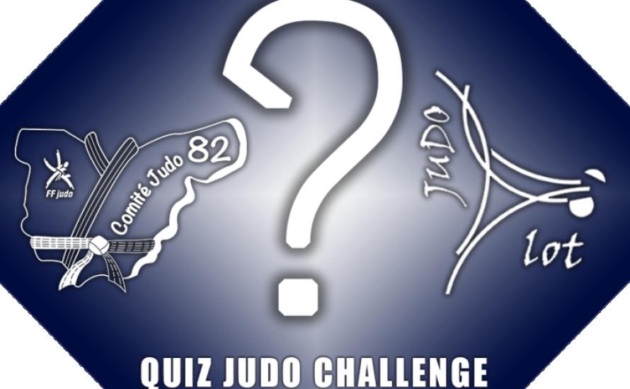 QUIZ JUDO CHALLENGE : la reprise des compétitions en ligne