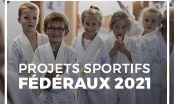 Lancement des Projets Sportifs Fédéraux 2021 - Campagne ANS